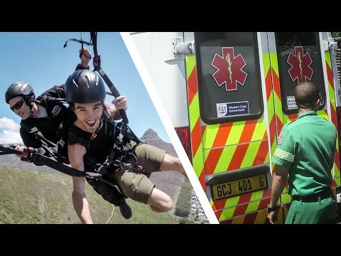 paragliding-accident!