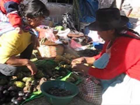 YACHAYKUNA TV (Programa 13): Inkas Economy: El intercambio de alimentos (1 de 4)