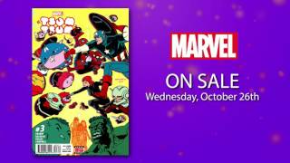 Marvel NOW! Titles for October 26th.