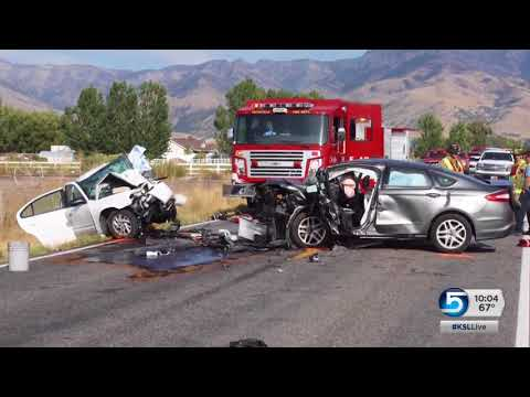Cache County crash involving 15-year-old driver kills mother of 2