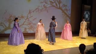 창부타령-한진자.최무근혜.김영미.고금성.전병훈(경기소리 숨 공연. 2017.07.13)