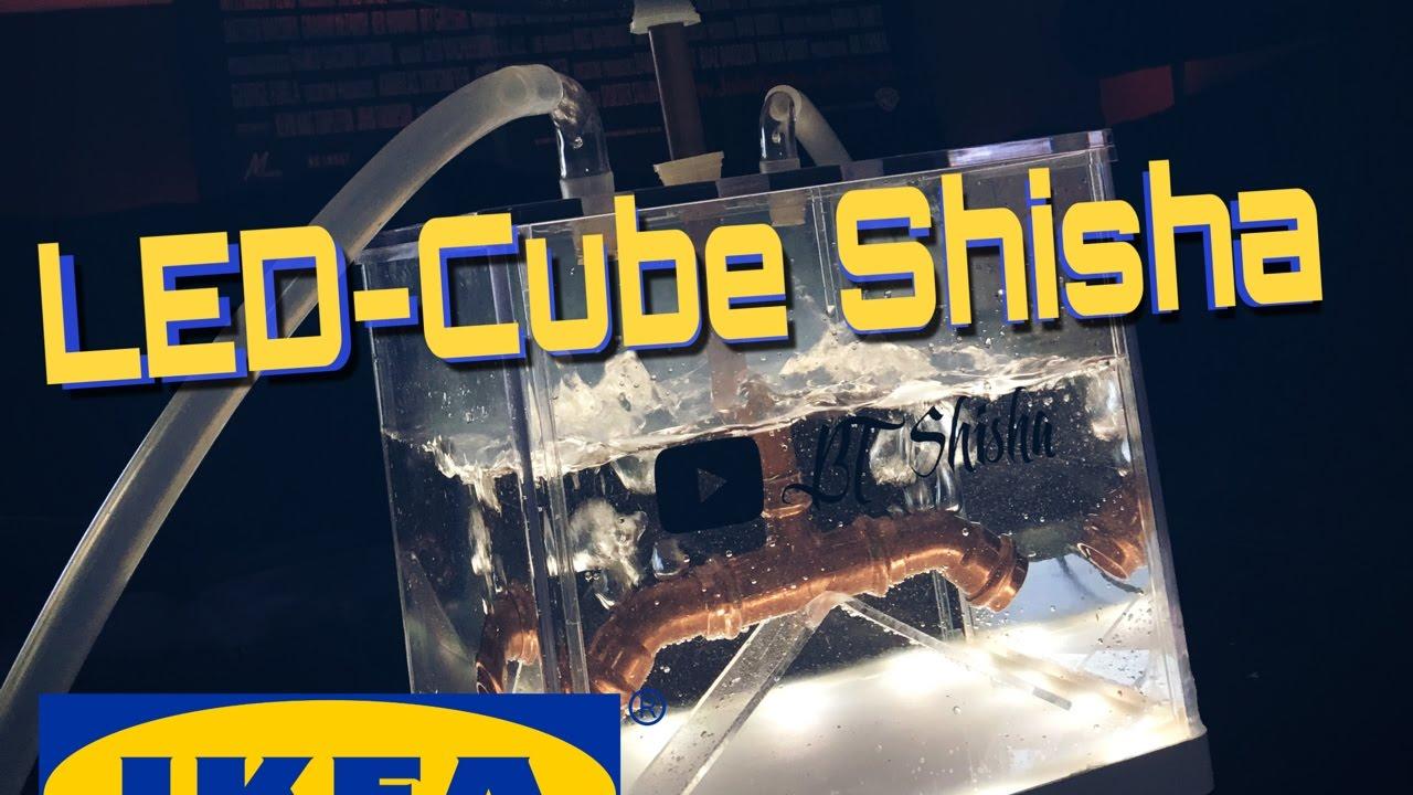Super CUBE-SHISHA SELBER BAUEN! l IKEA SHISHA #2 - YouTube HF58