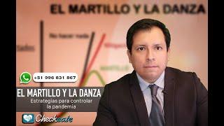 ESTRATEGIAS FRENTE A UNA PANDEMIA ✅: EL MARTILLO Y LA DANZA ❗️