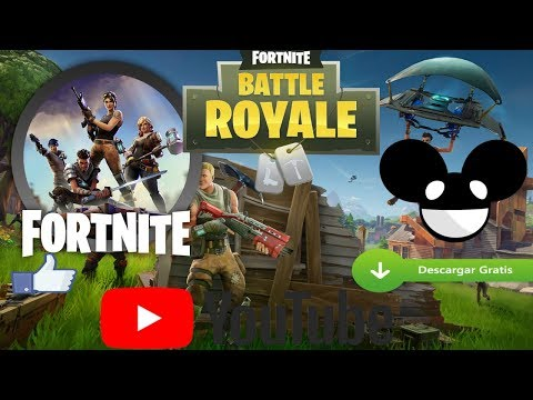 C�mo descargar fortnite (Battle royale) 100% efectivo y gratis