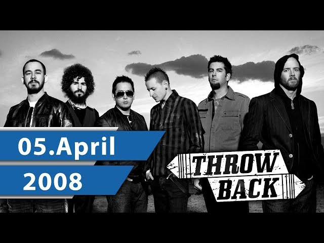 DAS waren die CHARTS AM 05.04.2008 I Throwback Thursday