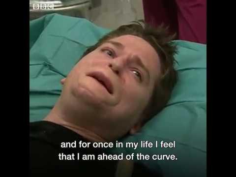 BBC News Alex Lewis With A BioTeq Implant