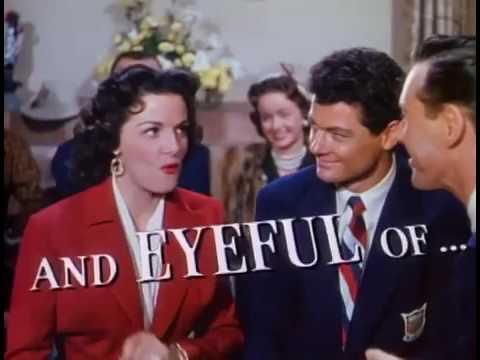 Gentlemen Prefer Blondes 1953 trailer