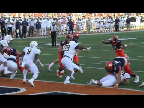 Murray State at Illinois - Football Highlights