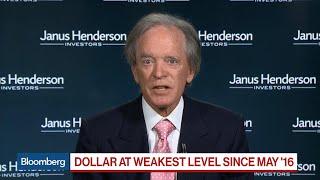 Bill Gross on U.S. Dollar Policy and Bond Yields