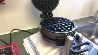 How I Clean My Waffle Iron