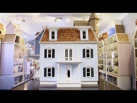 Miniature Dollhouse Renovations Mirror Real Life