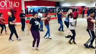 Jose Maldonado Salsa On2 Shines at PasoFino Dance Studio