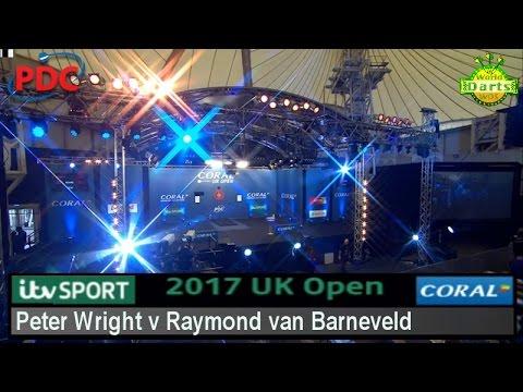 2017 Coral UK Open, UK Open TV Finals Peter Wright v Raymond van Barneveld | Quarter-Finals