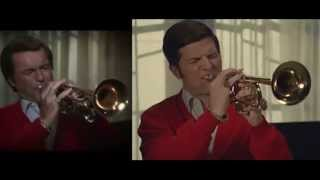 Side by Side of the Hart to Hart intro and parody