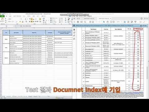 CP65,POPs,SVHC 파일및폴더정리 가이드라인