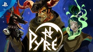 Pyre - PlayStation Experience 2016: Versus Mode Trailer | PS4