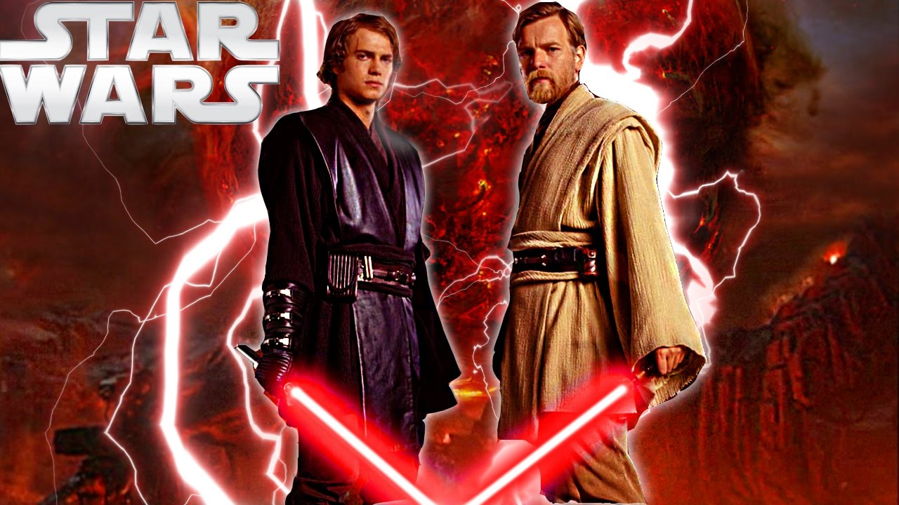 What if Anakin Skywalker Turned Obi Wan to the Dark Side in Revenge of the  Sith? Star Wars Theory