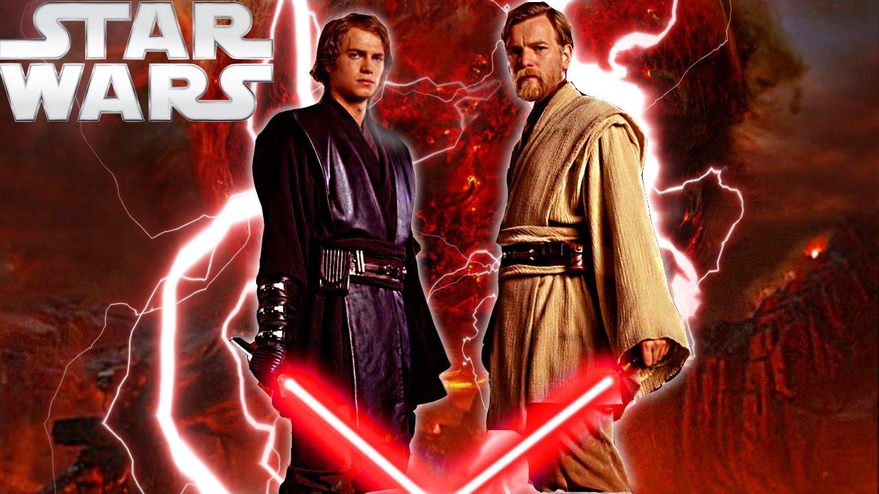 What if Anakin Skywalker Turned Obi Wan to the Dark Side ...