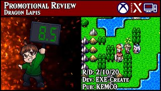 Promo/Review - Dragon Lapis (XB1) - #DragonLapis - 8.5/10 screenshot 2