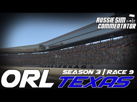 Output Racing League 2019 Season 3 Race 9 from Texas Motor Speedway