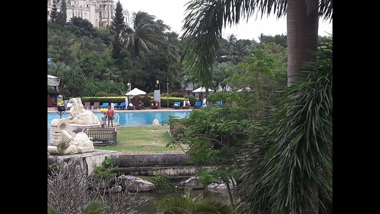 Обзор отеля Cactus Resort Sanya 4*, видео