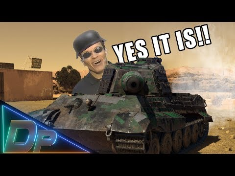 WAIT... IS THAT A TIGER 2? (War Thunder)