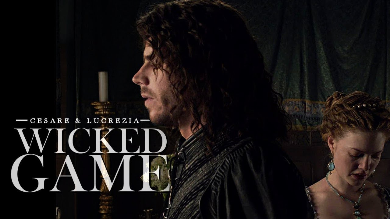 Download Cesare & Lucrezia   I don't wanna fall in love.