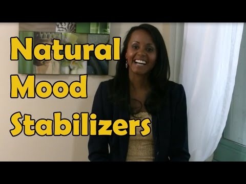 Natural Mood Stabilizers - how to lift your mood in 5 easy steps - Jovanka Ciares