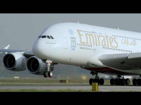 Amazing [Ultra HD 4k] Malpensa Airport