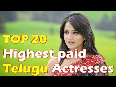 Top 20 Tollywood Heroines Remuneration | Highest Paid Telugu Heroines 2016