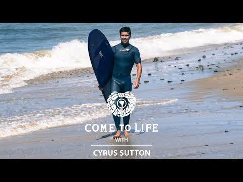 #ComeToLife with Amigo Cyrus Sutton