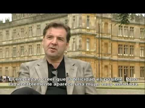 Brendan Coyle Interview - Downton Abbey (2012)