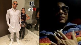 T.I. & Tiny Get Into A Heated Debate In The Car! 😠