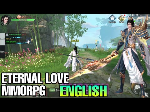 ETERNAL LOVE | MMORPG ENGLISH | OPEN WORLD | Look Like Perfect World