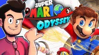 Super Mario Odyssey - AntDude