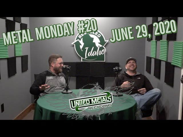 Metal Monday #20 with Nick and Brett