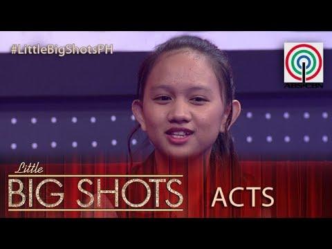 Little Big Shots Philippines: Bri-Anne | 13-year-old Sand Artist