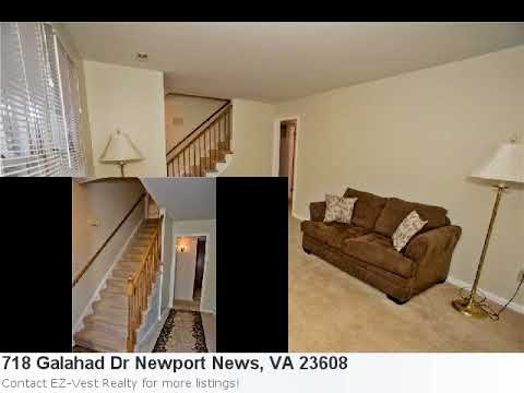Fabulous 4 Bedroom, 3 Bath Home Located In Newport News, Va. Listed At $219,900!