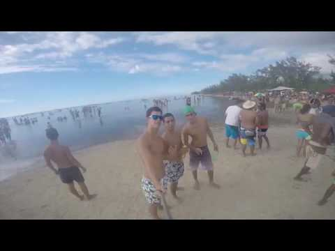 Ile Aux Bénitiers Beach Party Mauritius - Credit Adrien Every-day