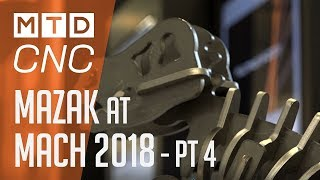 See MAZAK Laser technology on show at MACH 2018