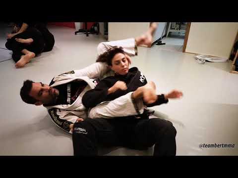 Bjj technique: breaking the De la riva guard and taking the back