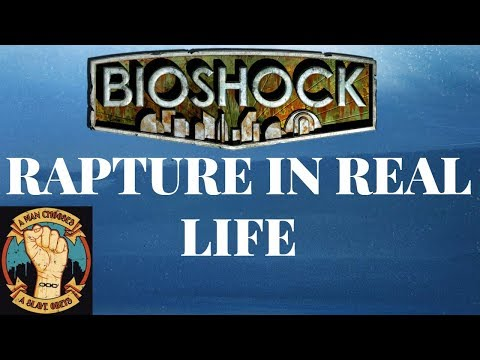 Bioshock - A Real Life Rapture - Seasteading