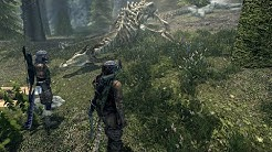 SkyrimSE: Adventures of Ja'rii and Inigo #81 A Blood Dragon Attacks!