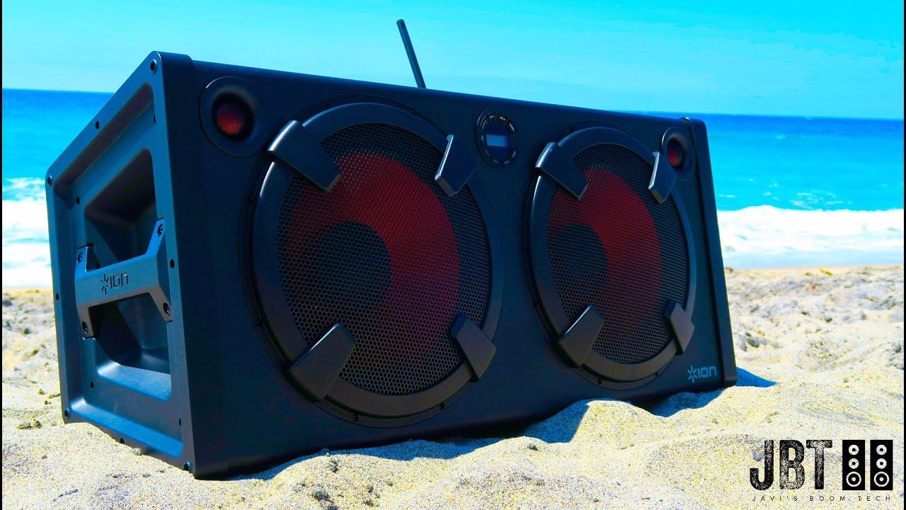 ion road warrior review sound check doovi. Black Bedroom Furniture Sets. Home Design Ideas