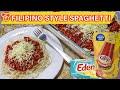- How to Cook Easy Filipino Spaghetti | Pinoy Easy Recipes