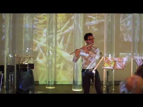 Performance in the Library of Water (Elemental Group)