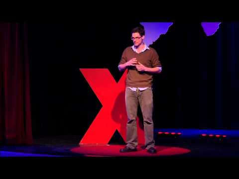 How technology can terrify and inspire wonder: Phil Dow at TEDxOU