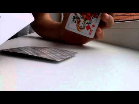 1 фокус с картами