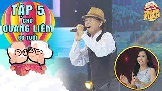 Mãi mãi thanh xuân|Tập 5:Ốc Thanh Vân thích thú khi xem chú 66 tuổi thể hiện ca khúc Chiếc Khăn Piêu