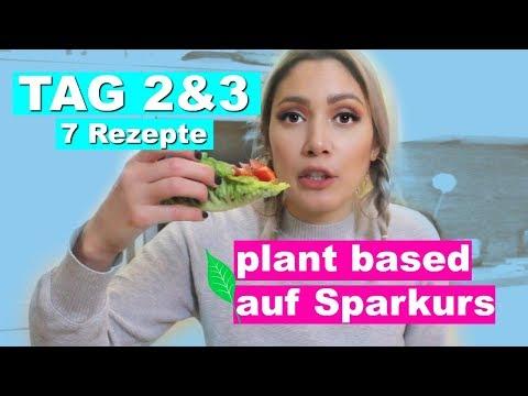 TAG 2 & 3 – 30€/Woche Vegan Challenge | #yummypilgrim